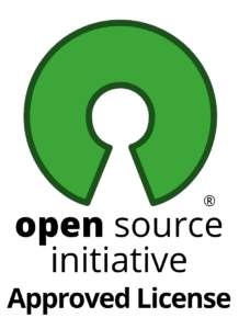 Open Source Initiative Approved License Logo